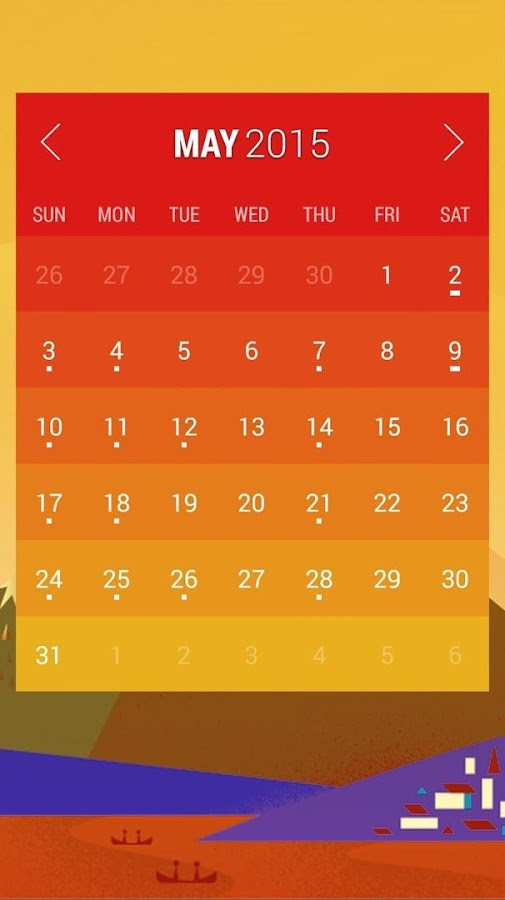Calendar Widget: Month Android Apps on Google Play