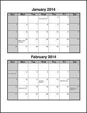 CalendarsThatWork. Be Dependable: Write it Down on a