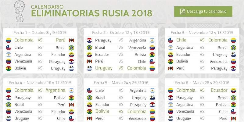 Calendario oficial de la temporada 2015 2016 AS.com