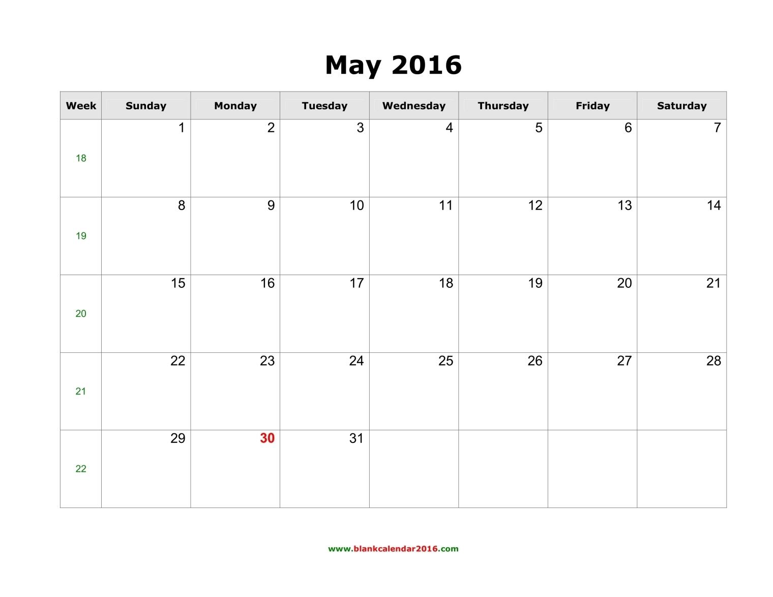 May 2016 Calendar With Flowers – 2017 printable calendar