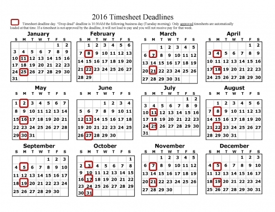 Semi Monthly Payroll Calendar 2017 Academic Calendar