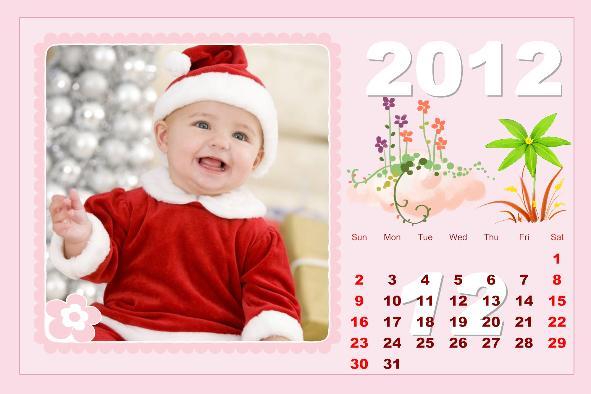 baby calendar preview big 13 FxXaGy   blank calendar templates