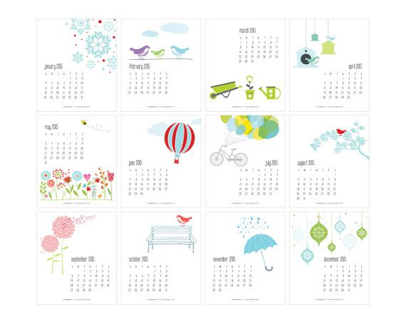 Cute Calendar Templates. 39 best images about printables on