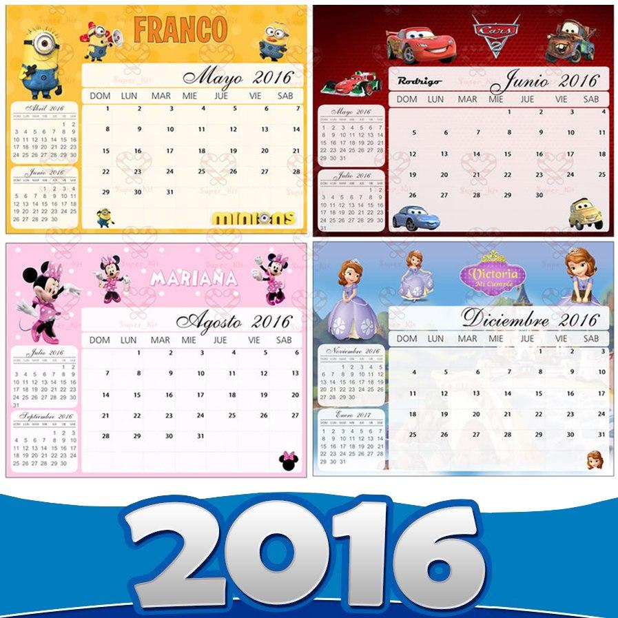 Calendario Banesco 2016 | Calendar Template 2017