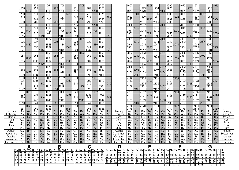 Depo Shot Calendar | Blank Calendar Design 2017
