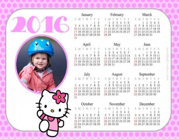 18 best Hello Kitty Calendars images on Pinterest | Hello kitty