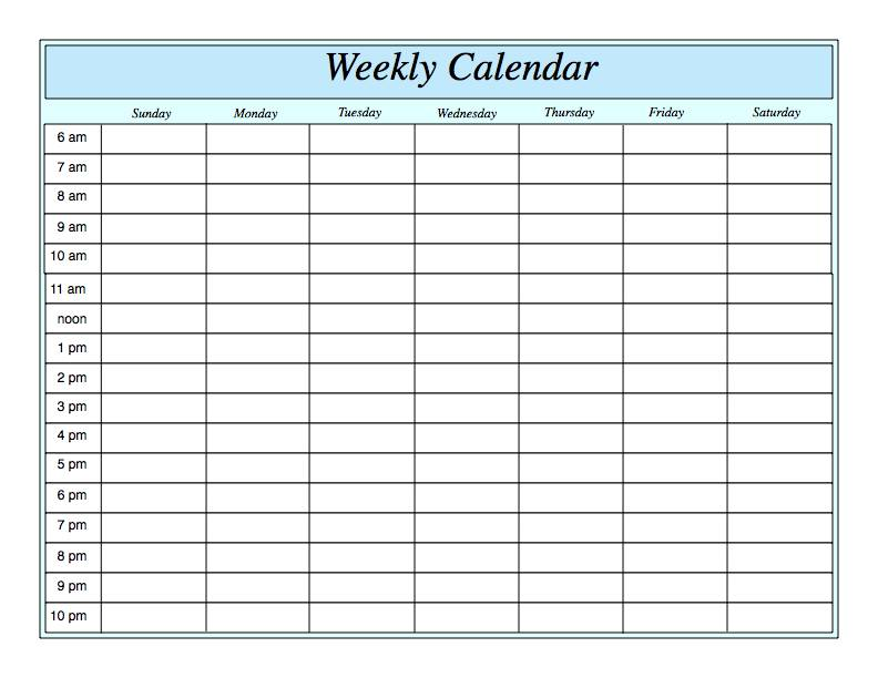 Best 25+ Weekly calendar template ideas on Pinterest | Weekly
