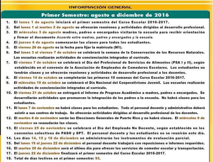 Calendarios Modelos De Puerto Rico | Calendar Printable 2017
