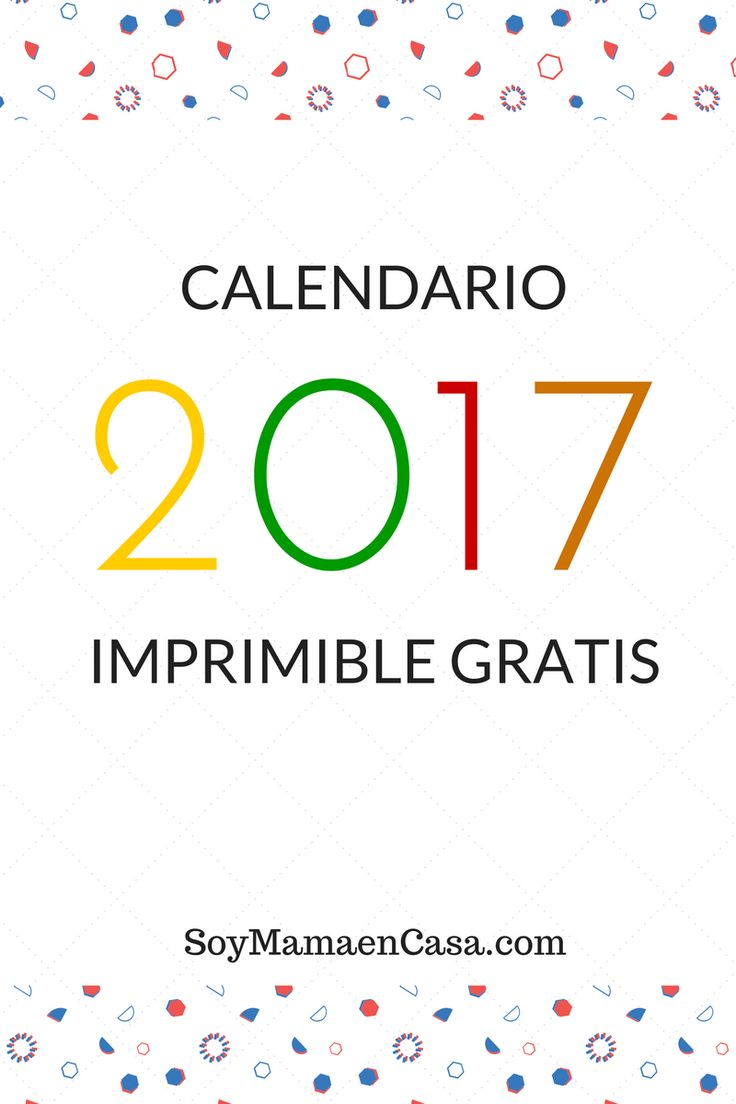 Calendarios Modelos De Puerto Rico   Calendar Template 2017
