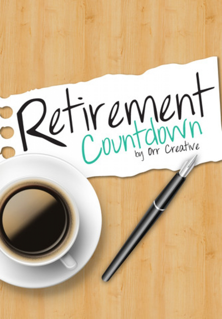 6 Best Images Of Free Printable Retirement Countdown Calendars
