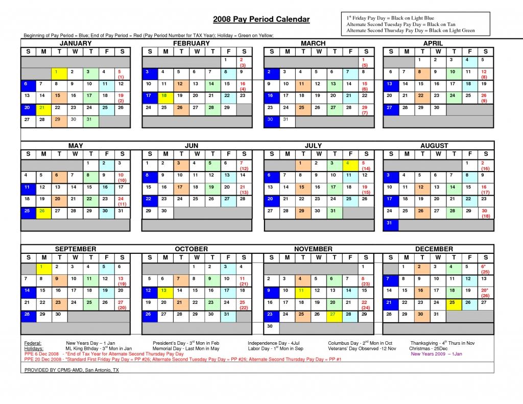 Federal Employee Payroll Calendar 2017 | Blank Calendar Design 2017