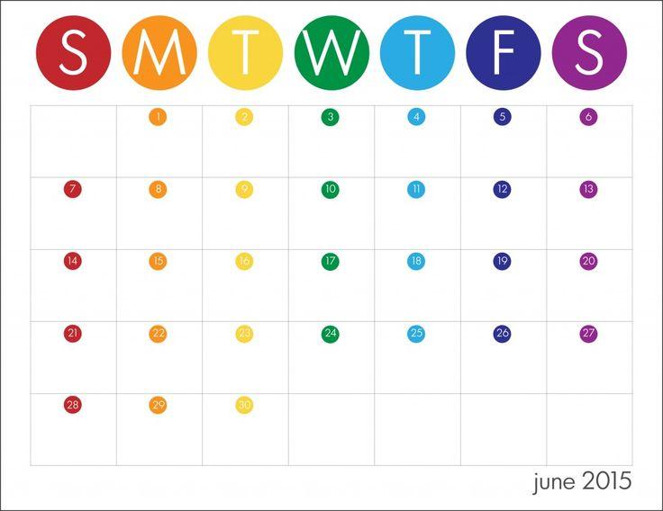 2017 Kids Free Calendar Designs | Calendar Template 2017