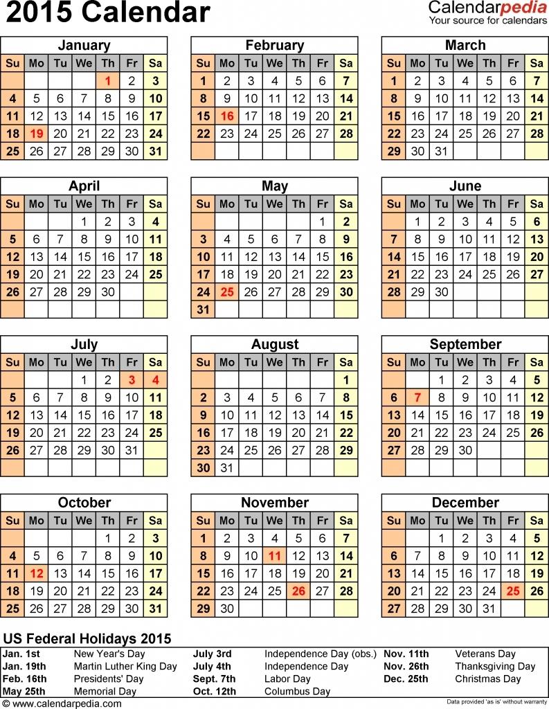 Publisher Calendar Understated | Calendar Printable 2017