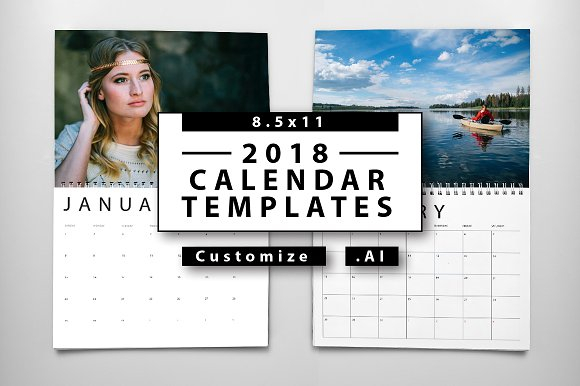 Adobe Indesign Calendar : Adobe indesign calendar template