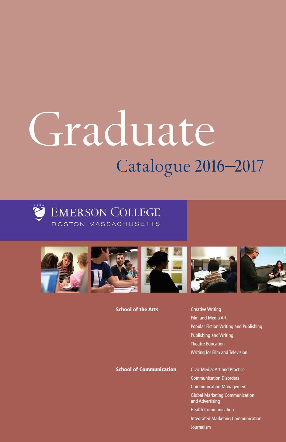 Emerson College Academic Calendar Printable Calendar Template 2017
