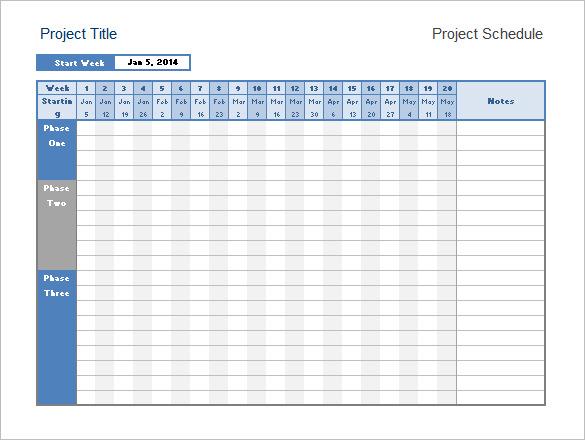 8+ Calendar Timeline Templates – Free Sample, Example, Format