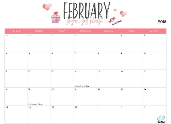 Free Printable Calendars Imom | Calendar Template 2017