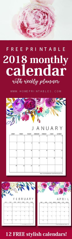 Best 25+ Printable calendars ideas on Pinterest   2017 calendar