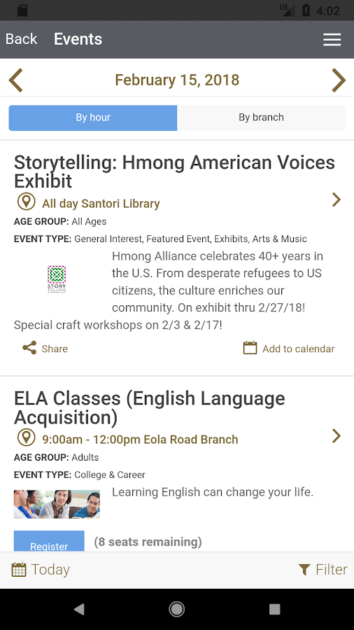 Aurora Library Android Apps on Google Play