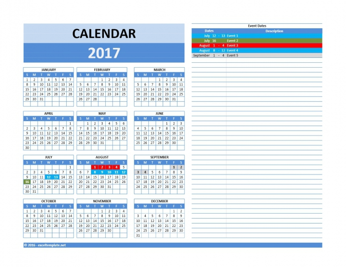 Calendar App | XLTools – Excel Add ins You Need Daily