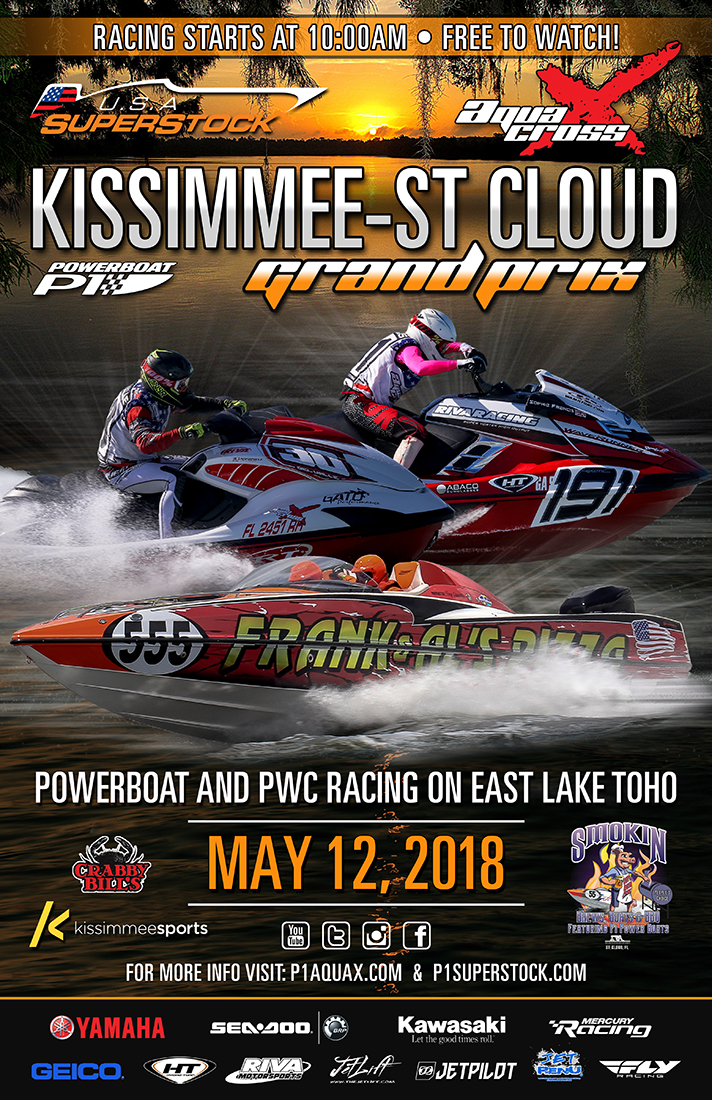 P1 AquaX Kissimmee/St Cloud 2018 – IJSBA