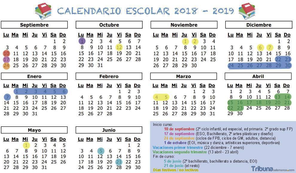 Calendario 2018 – Descargue calendarios imprimibles gratis con la