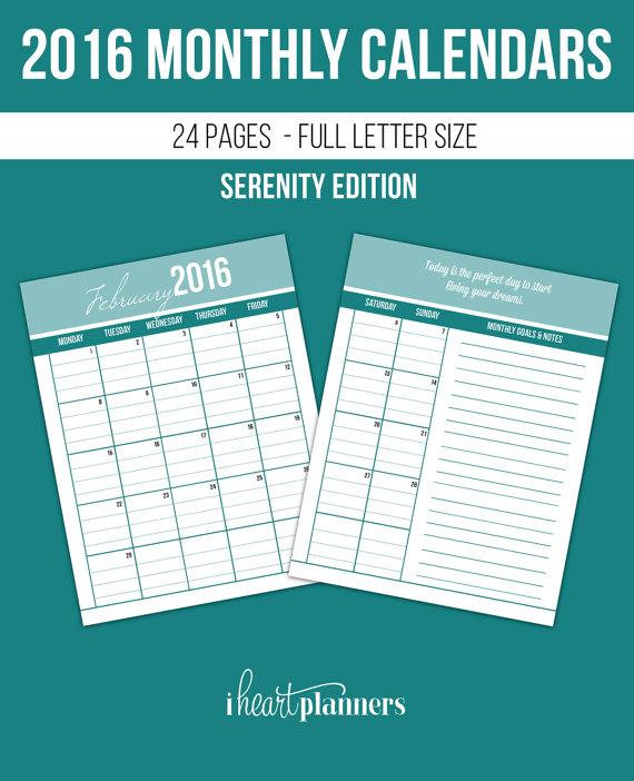 Printable Lined Calendar | Printable Calendar Templates 2018