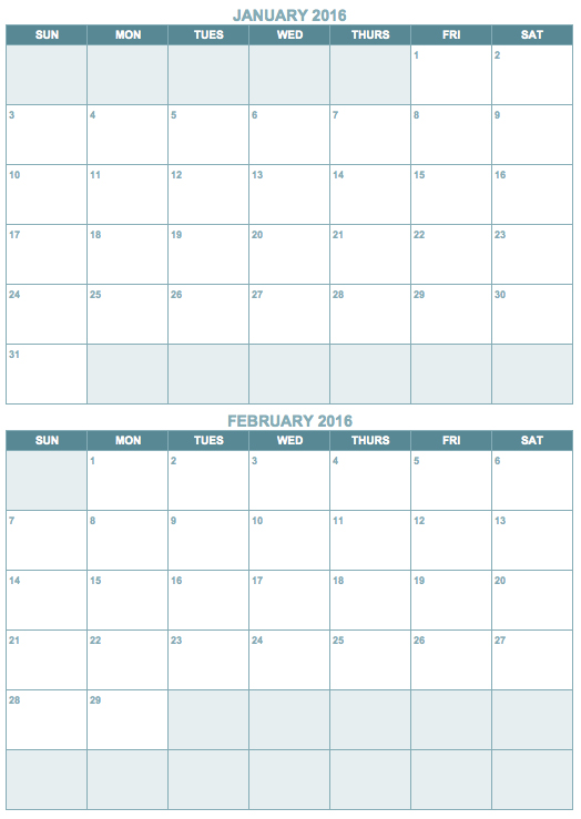 two month calendar template 23 images of printable two month