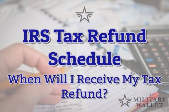 IRS e file Refund Cycle Chart for 2018 · Where's My Refund?