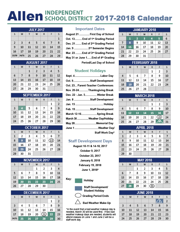make a school calendar Ideal.vistalist.co