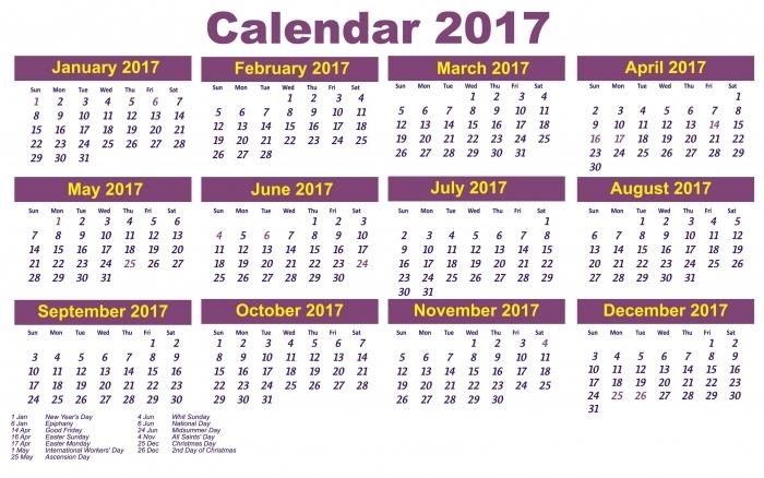 Calendar 2016 Pe Saptamani * Calendar Printable Template