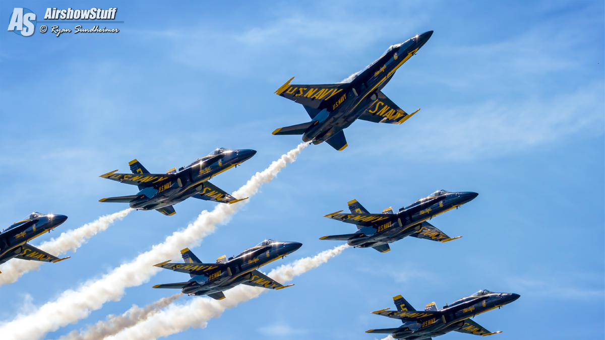 US Navy Blue Angels 2017 Airshow Schedules Released – AirshowStuff