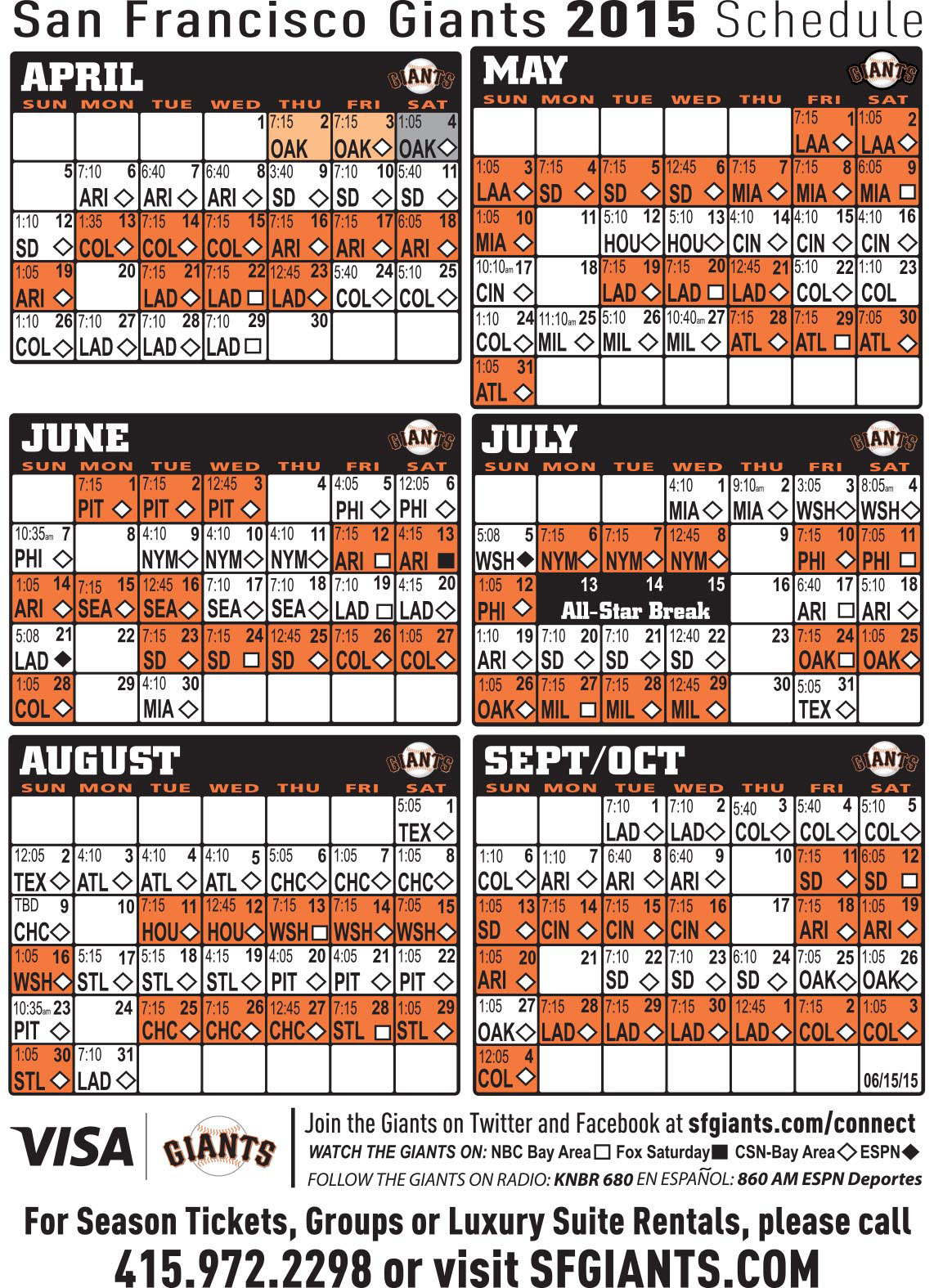baseball calendar template Ideal.vistalist.co