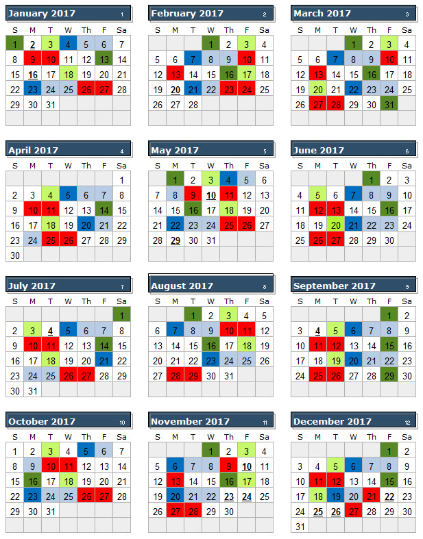 Federal Government Pay Period Calendar 2018 – 2018 Calendar Template
