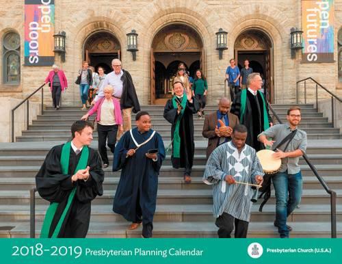 2018 2019 PCUSA Planning Calendar | Presbytery of Northumberland