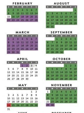 Liturgical Calendar 2017 Presbyterian – Calendar Template 2018