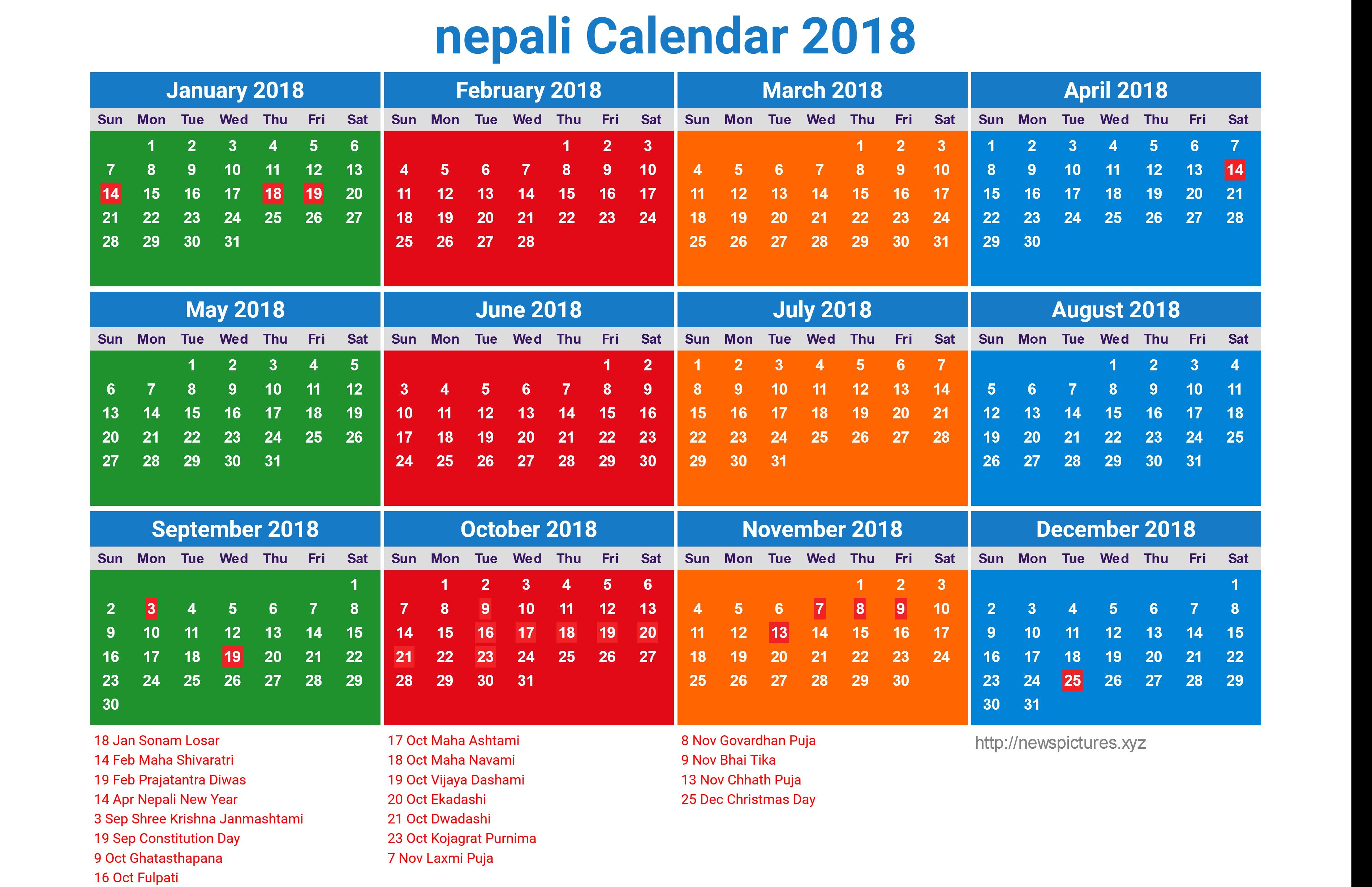 nepali calendar 2018 10 newspictures.xyz