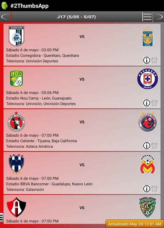 Resultado Tijuana Contra Monterrey 2018 Calendar | Calendar