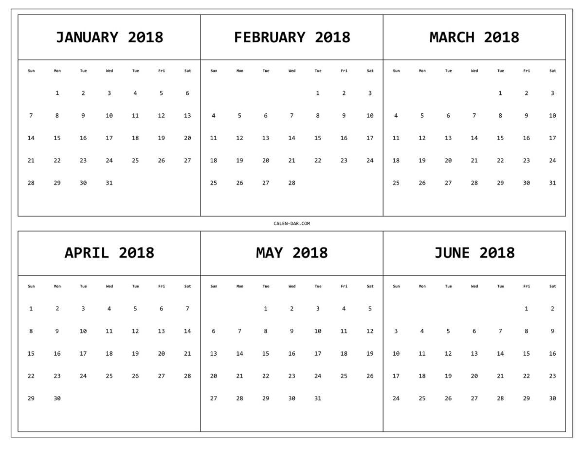 6 month calendar Maggi.locustdesign.co