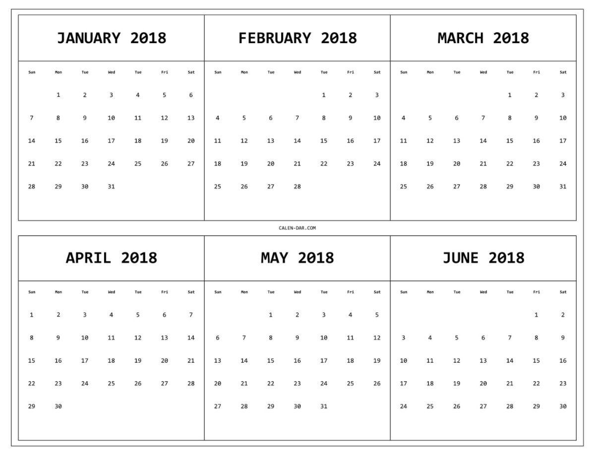 6 month calendar Maggi.locustdesign.co