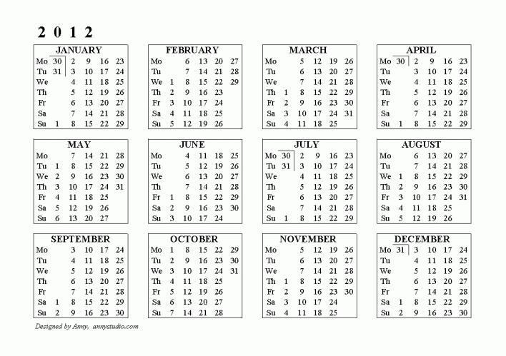 Tmhp Julian Calendar | Calendar Printable 2018