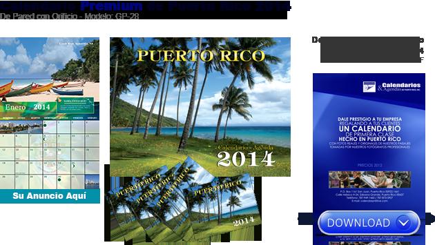 Calendarios y Agendas de Puerto Rico, INC.