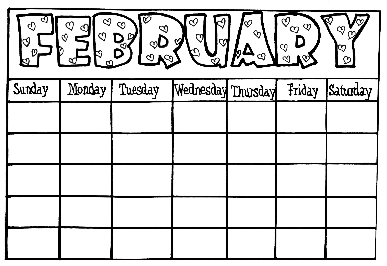 Blank Advent Calendar For Kids 2017 Calendar Template Within