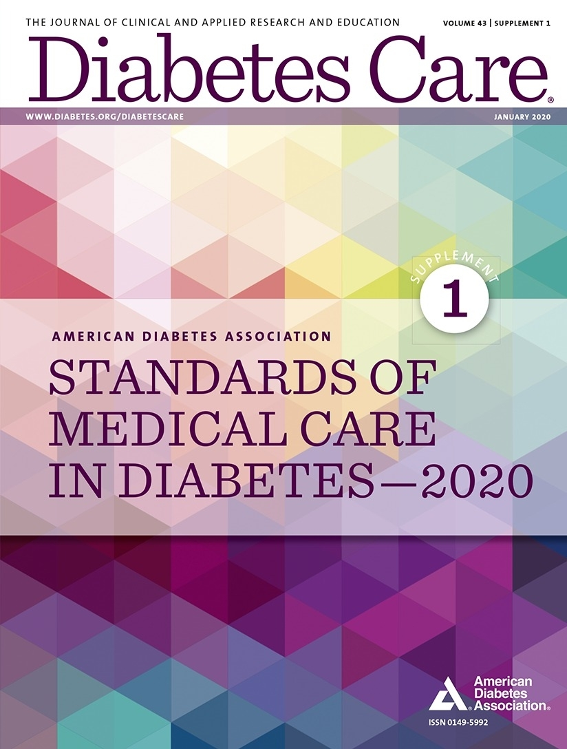 2. Classification And Diagnosis Of Diabetes: Standards Of