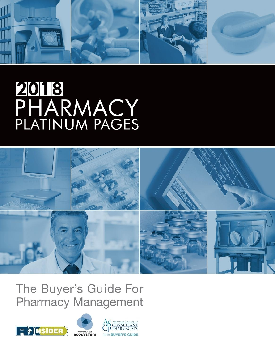 2018 Pharmacy Platinum Pages By Rxinsider - Issuu
