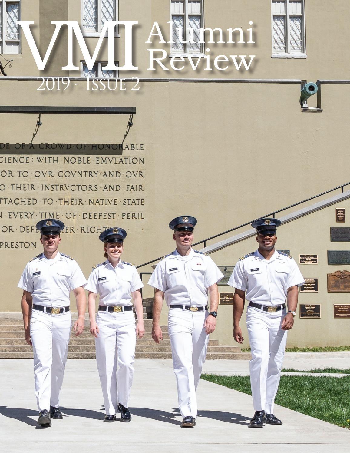 2019-Issue 2 Alumni Review By Vmi Alumni Agencies - Issuu