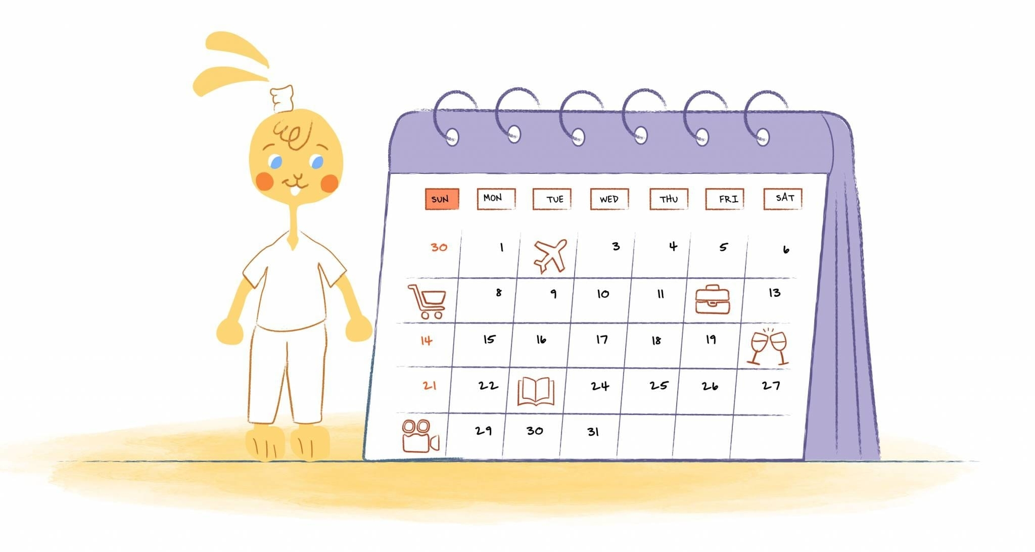 25 Google Calendar Hacks To Maximize Productivity - Calendar