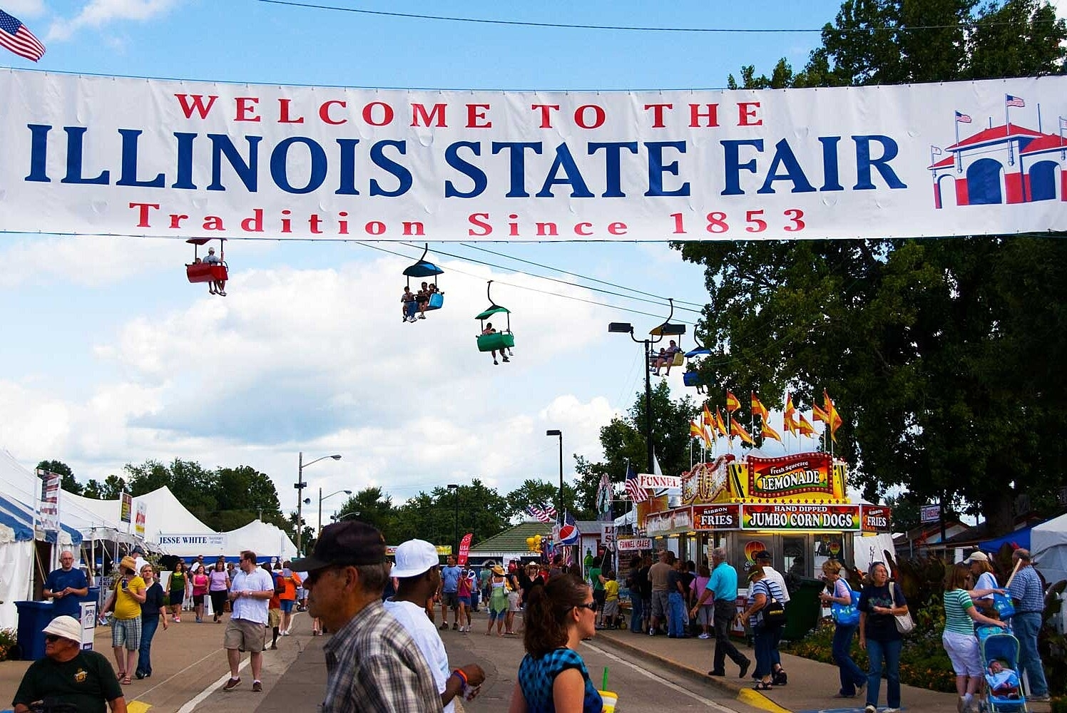 9 State Fairs You Can Visit In 1 Ultimate Summer Road Trip