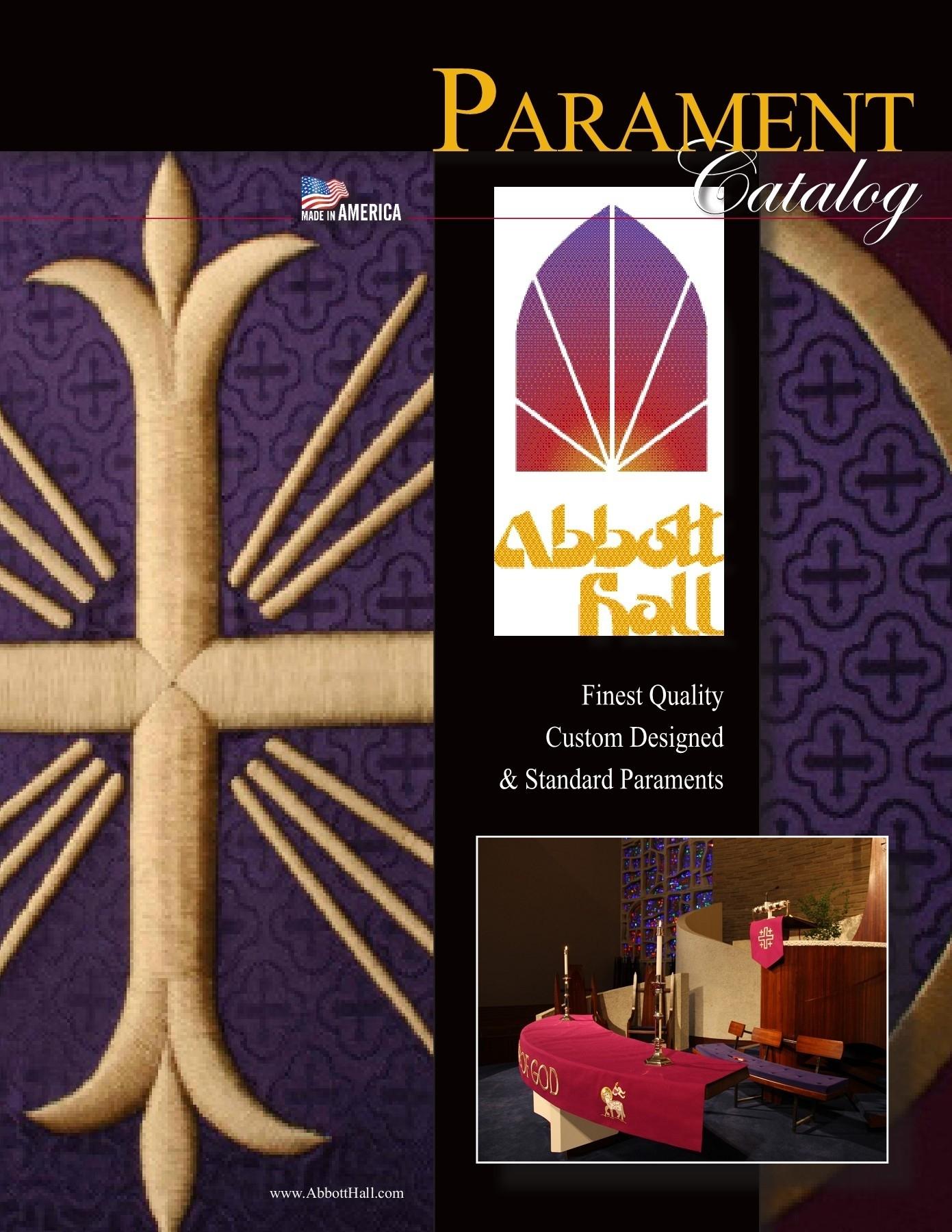 Abbott Hall Parament Catalog-Flip Book Pages 1-50 | Pubhtml5