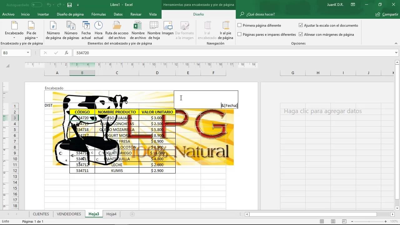 Actividad Semana 1: Excel 2016 [Sena]